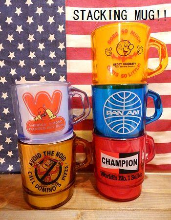 CAMPION スタッキングマグ プラマグ チャンピオン アメリカ雑貨屋 SUNBRIDGE