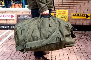 ダッフルバッグ バックパッカーリュック バイカーバッグ  アメリカ雑貨屋 サンブリッヂ