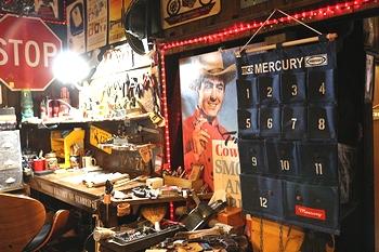 デニムウォールポケット マーキュリー Mercury アメリカ雑貨屋 サンブリッヂ