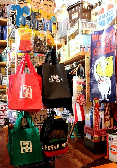 セブンイレブンエコバッグ セブンエコバッグ アメリカコンビニエコバッグアメリカ雑貨屋 サンブリッヂ オイルグッズ通販