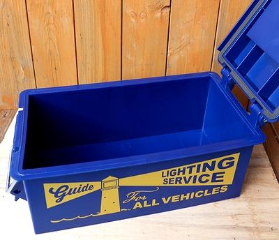プラスチックアンモボックス レディキロ工具入れ ツールボックス ミリタリーBOX アメリカ雑貨屋 SUNBRIDGE