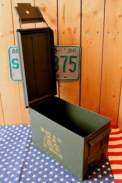 アンモボックス USアンモボックス ミリタリーボックス ミリタリー雑貨屋 サンブリッヂ アメリカン雑貨通販