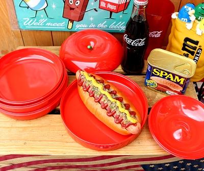 アップルプレート リンゴプレート パーティートレイ リンゴ皿セット アメリカンキッチン雑貨 アメリカ雑貨通販 サンブリッヂ