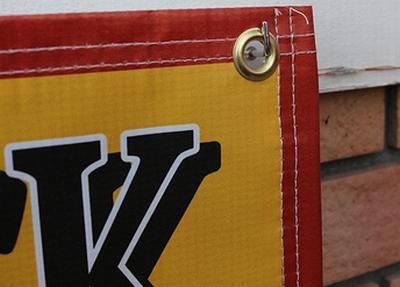 チャンピオンプラグバナー チャンピオンバナー アメリカンバナー アメリカ雑貨屋サンブリッヂ SUNBRIDGE 岩手雑貨屋