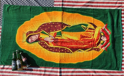マリアバスタオル マリアビータオル メキシコ雑貨 アメリカ雑貨通販 サンブリッヂ