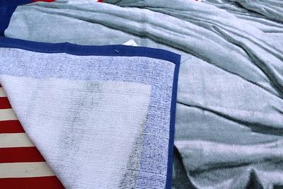 USAバスタオル 自由の女神ビーチタオル カッコイイタオル アメリカン雑貨通販 サンブリッヂ