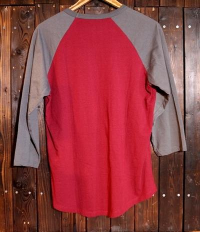 ビーバス&バッドヘッドラグランTシャツ Tシャツ アメリカ直輸入 アメリカ雑貨屋 サンブリッヂ アメキャラ通販
