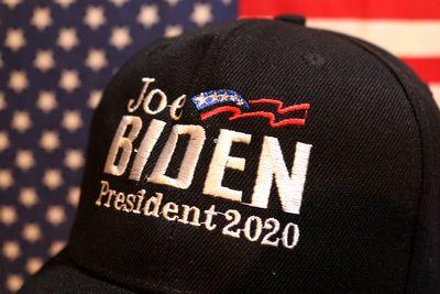 ジョーバイデン大統領勝利キャップ アメリカ大統領キャップ アメリカ刺しゅう帽子 アメリカ雑貨屋 サンブリッヂ