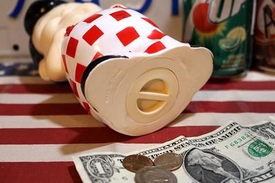 ビッグボーイ貯金箱 BIGBOYBANK ファットバンク アメリカ雑貨 サンブリッヂ