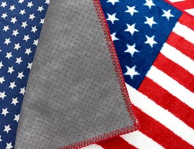 アメリカ雑貨 サンブリッジ SUNBRIDGE さんぶりっぢ フロアーマット 星条旗 アメリカ国旗 MAT