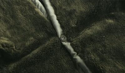 オランダ軍ボアライニングコート ボアコート ミリタリーボアコートアメリカ雑貨通販 アメリカ雑貨屋 サンブリッヂ