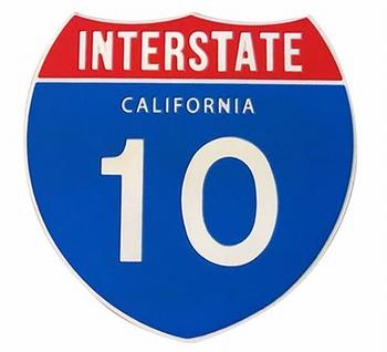 ラバーコースター カリフォルニアコースター カリフォルニア10コースター アメリカ雑貨屋 サンブリッヂ 通販