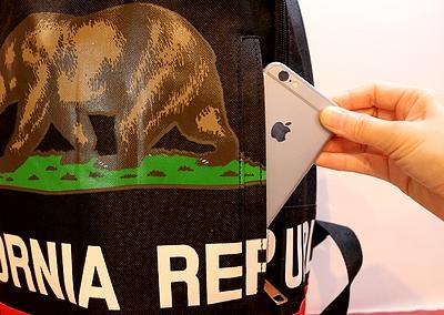 カリフォルニアリュック CALFORNIAバックパック アメリカ雑貨屋 サンブリッヂ