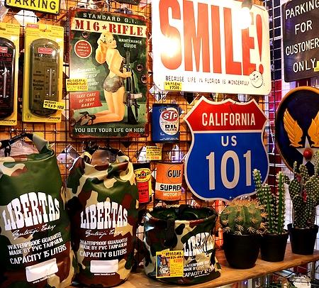 カリフォルニア看板 カリフォルニア表札 カリフォルニアロード看板 トラフィックサインボード  サンブリッヂ 通販