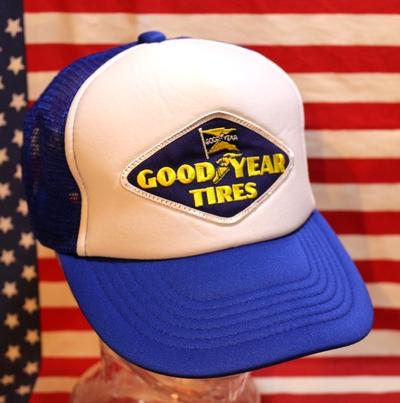 グッドイヤーメッシュキャップ グッドイヤーキャップ GOODYEAR帽子 サンブリッヂ アメリカン雑貨 通販
