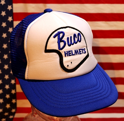 Bocoメッシュキャップ ブコキャップ Buco帽子 サンブリッヂ アメリカン雑貨 通販