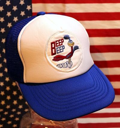 ロードランナーメッシュキャップ ロードランナーキャップ ロードランナー帽子 サンブリッヂ アメリカン雑貨 通販