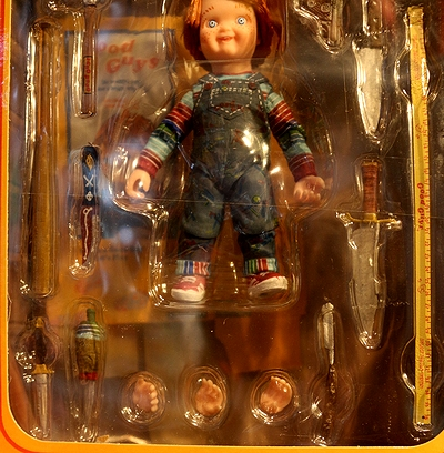 チャイルドプレイフィギュア チャッキーフィギュア アメリカ雑貨通販 SUNBRIDGE 岩手雑貨屋