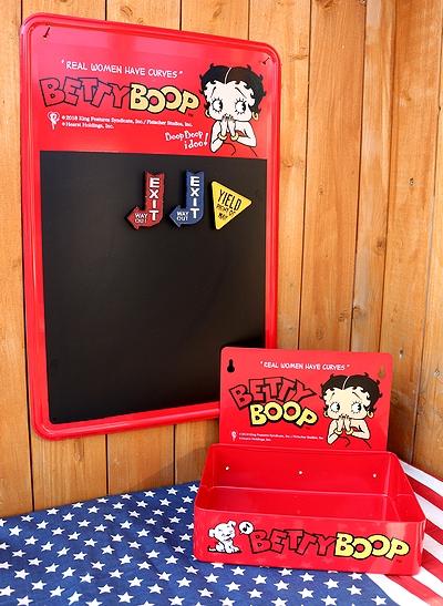 ベティチョークボード看板 ベティちゃんチョークボード看板 ベティちゃん看板  アメリカ雑貨 サンブリッヂ 通販
