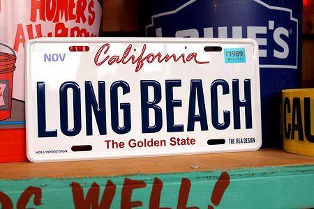 カリフォルニア 看板 ベニスビーチ看板 ナンバープレート CMプレート  アメリカ看板 サンブリッヂ アメリカ雑貨 通販 アメリカ雑貨屋