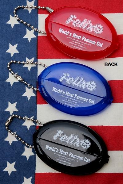 フィリックスコインケース フィリックスキーホルダー FELIX小銭入れ アメリカ雑貨通販 アメリカ雑貨屋サンブリッヂ 岩手雑貨屋