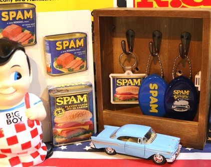 スパムコインケース SPAMコインケース スパム雑貨通販 アメリカ雑貨通販 アメリカ雑貨屋サンブリッヂ 岩手雑貨屋
