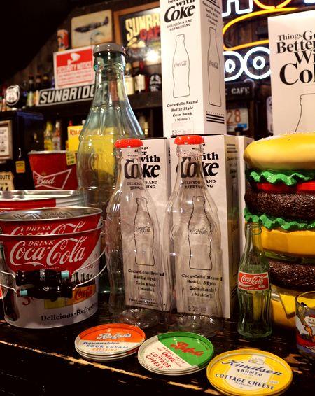 コーラ 貯金箱 バンク コーラボトルバンク  おもしろ貯金箱 アメリカ雑貨 通販 アメリカ雑貨屋