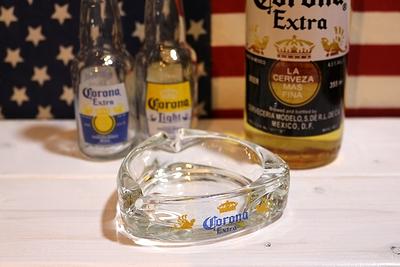 コロナ灰皿 コロナビール灰皿 CoronaExtra アメリカ雑貨屋 サンブリッヂ