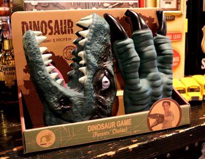 恐竜ハンドパペット 恐竜仮装 恐竜コスチューム ハロウィン アメリカ雑貨屋 サンブリッヂ 通販