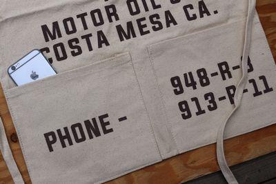 エッソエプロン アメリカエプロン ワークエプロン STPアメリカエプロン DIY 通販 アメリカ雑貨屋 サンブリッヂ