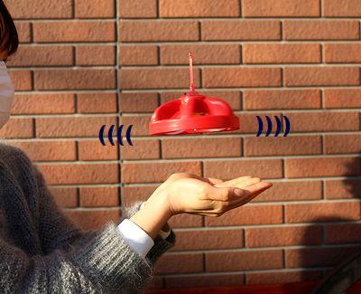 ソフトハンディコントロールドローン 室内で遊べるドローン センサー付きドローン アメリカ雑貨屋 サンブリッヂ アウトドアおもちゃ
