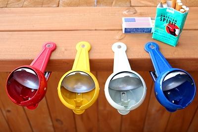 クリップ灰皿 アウトドア灰皿 ダルトン アメリカ雑貨屋 サンブリッヂ