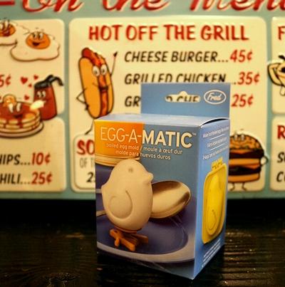 エッグモールド ひよこゆで卵 Fred キャラ弁グッズ キャラ弁卵 アメリカ雑貨屋 サンブリッヂ 通販
