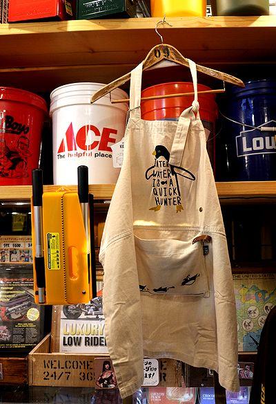 キッズエプロンペンギン アンドパッカブル子供エプロン アメリカ雑貨通販 アメリカ雑貨屋 サンブリッヂ