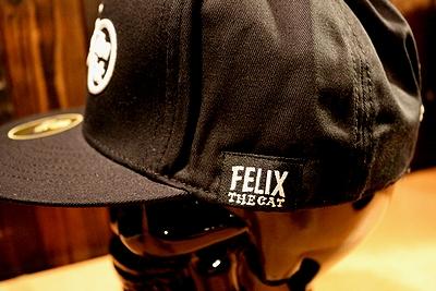 フィリックスツイルベースボールキャップ フィリックスベースボールキャップ つば広キャップ FELIX アメリカ雑貨屋 サンブリッヂ 通販