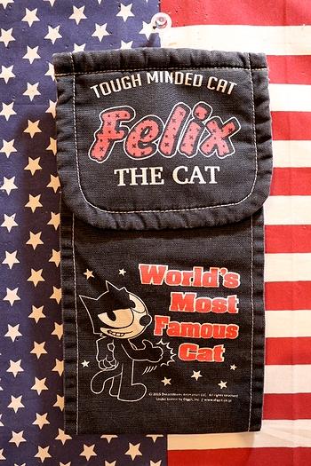 フィリックストイレットペーパーホルダーカバー FELIX アメキャラ アメリカ雑貨屋 サンブリッヂ