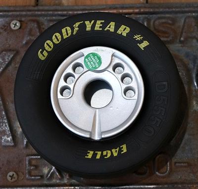 グッドイヤータイヤ灰皿 GOODYEAR アメリカ雑貨屋 サンブリッヂ アメリカン雑貨通販