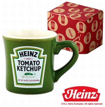 ハインツマグカップ ハインツケチャップマグ アメリカケチャップ HEINZ マグアメリカ雑貨屋 SUNBRIDGE アメリカン雑貨 通販