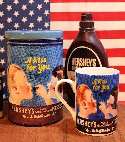 ハーシーズマグカップ マグカップ HERSHE'S アメリカ雑貨屋 サンブリッヂ
