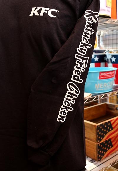 ケンタッキーロングTシャツ ケンタッキーロンT アメリカ限定Tシャツ アメリカ雑貨通販 サンブリッヂ