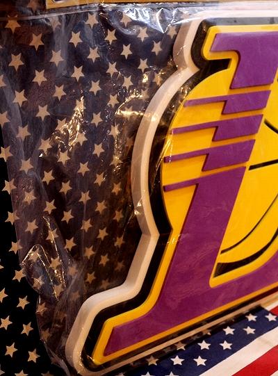 レイカーズクーラーバッグ レイカーズ保冷バッグ レイカーズ雑貨通販 アメリカ雑貨屋 サンブリッヂ 通販