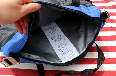 ロウズクーラーバッグ 保冷バッグ アメリカホームセンターエコバッグ LOWE'S アメリカ雑貨通販 サンブリッヂ