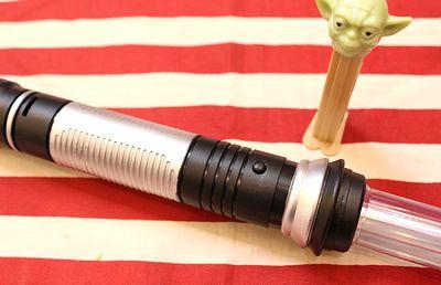 スターウォーズライトセーバー 連結ライトセーバー ダースモールライトセーバー アメリカ雑貨屋 サンブリッヂ STARWARS
