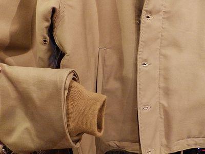 NA-1デッキジャケット NA-1 ミリタリージャケット デッキジャケット アメリカ雑貨屋 SUNBRIDGE