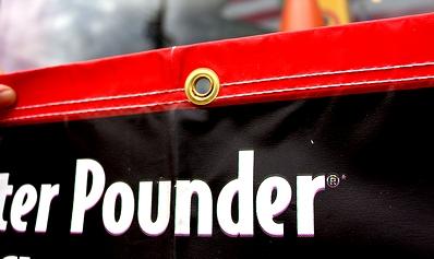 マクドナルドバナー アメリカマクドナルドバナー ビンテージバナー USAマック McDonald's アメリカ雑貨 サンブリッヂ 通販