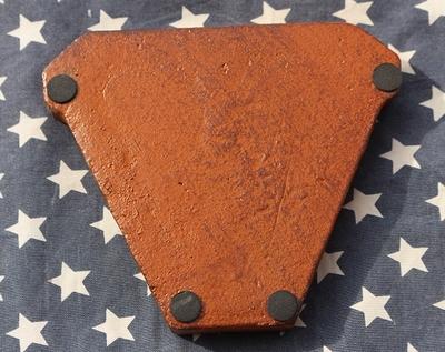 マーキュリートラアングルアシュトレイ アイアン灰皿 アメリカン灰皿 アメリカ雑貨屋 サンブリッヂ 通販