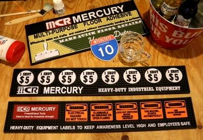 マーキュリーバーマット バーマット 水切りマット MERCURY マーキュリー アメリカ雑貨屋 サンブリッヂ アメリカン通販