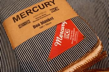 マーキュリーブランケット MERCURYグッズ アメリカ雑貨屋 サンブリッヂ