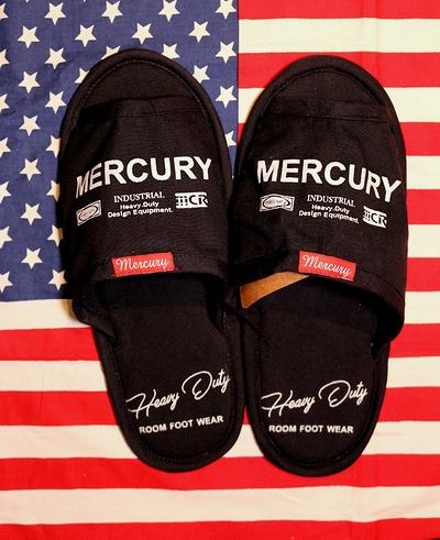 マーキュリートラベルスリッパ 旅行スリッパ フライトスリッパ MERCURY アメリカ雑貨屋 サンブリッヂ 岩手 通販