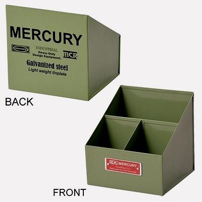 マーキュリーリモコンボックス リモートコンテナ マーキュリーリモコン入れ MERCURY アメリカン雑貨 通販
